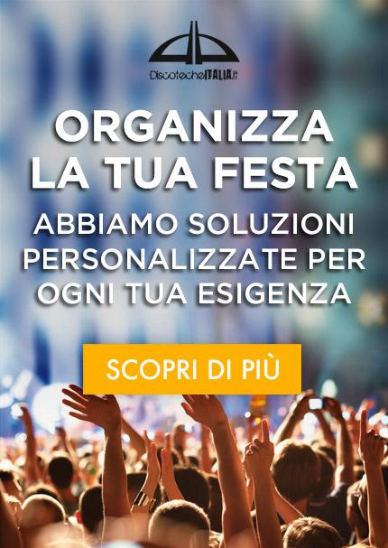 Organizzazione feste milano