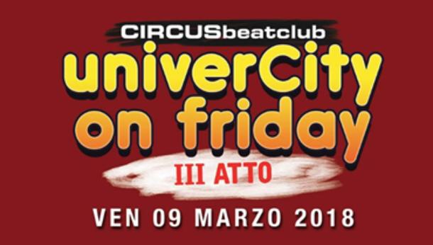 Univer-City Party @ discoteca Circus Beat Club