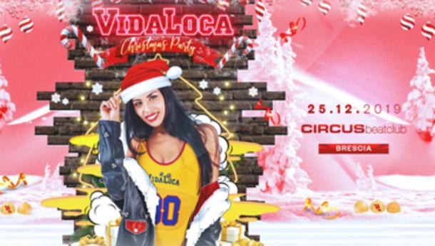 Natale 2019 alla discoteca Circus Beat Club