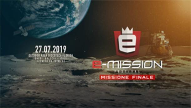 E-mission 2019 @ discoteca Florida
