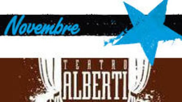 Programmazione Eventi & Serate Novembre 2010 al Teatro Alberti