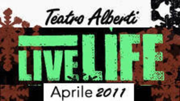 Programmazione Eventi Aprile al Teatro Alberti