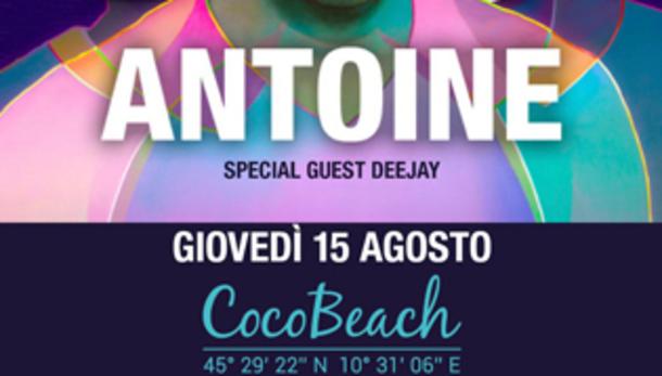 Ferragosto 2019 @ discoteca CocoBeach