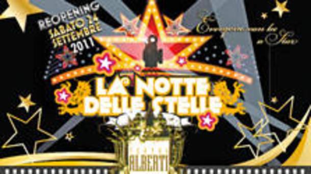 "Reopening ""La notte delle stelle"" al Teatro Alberti"
