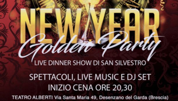 Capodanno 2020 @ Teatro Alberti