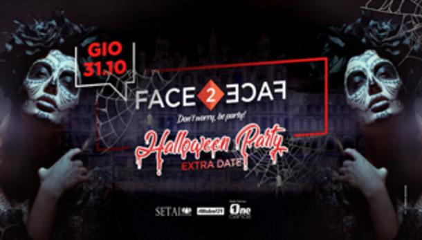 Halloween 2019 alla discoteca Setai