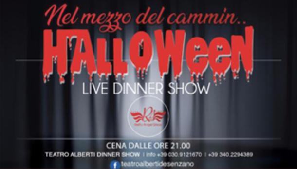 Halloween 2018 @ Teatro Alberti