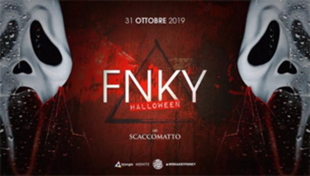 Halloween 2019 alla discoteca Scacco Matto
