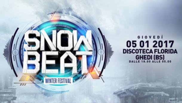 Snow Beat 2017 @ discoteca Florida