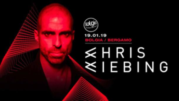 Chris Liebing @ discoteca Bolgia