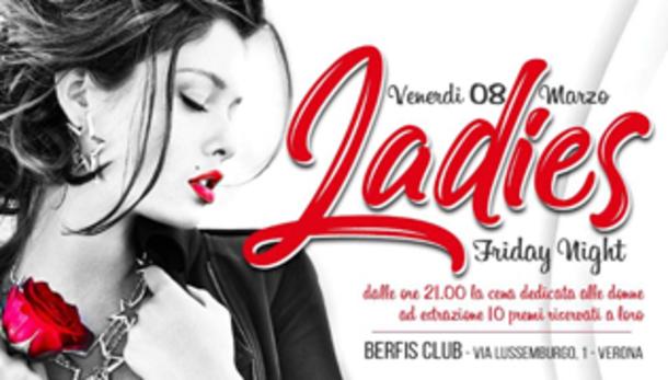 Festa della donna 2019 @ discoteca Berfis