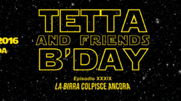 Tetta & Friends Happy B-Day @ discoteca Florida