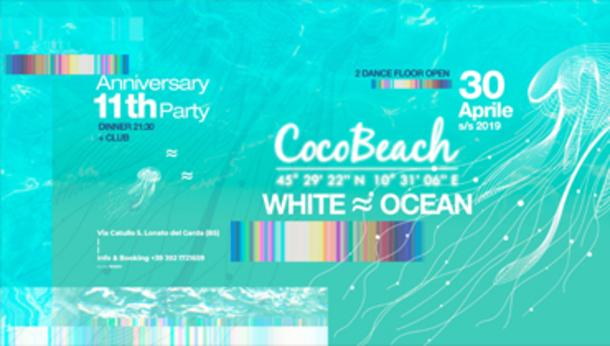 Buon Compleanno Discoteca CocoBeach!