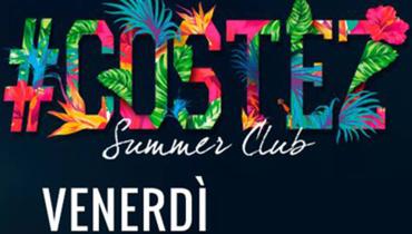 Venerdi sera @ discoteca Nikita Costez!