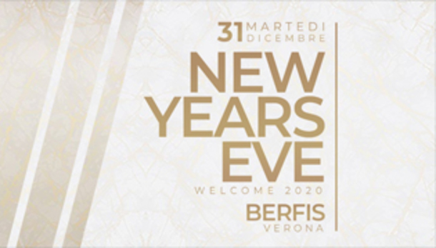 Capodanno 2020 @ discoteca Berfi's