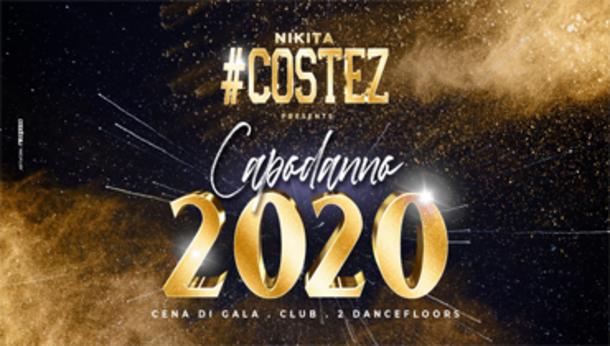Capodanno 2020 alla discoteca Nikita Costez