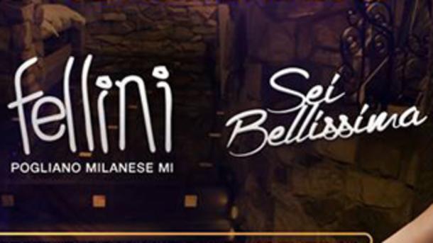 Sei Bellissima @ discoteca Fellini