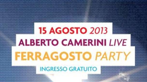 Ferragosto al Carroponte con Alberto Camerini