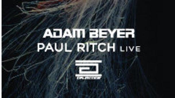 Adam Beyer e Paul Ritch @ Amnesia