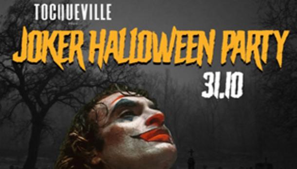 Halloween 2019 @ discoteca Tocqueville