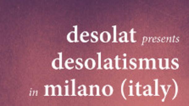 Desolatismus Party @ Amnesia