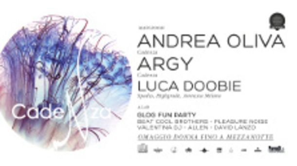 Cadenza Night @ Amnesia