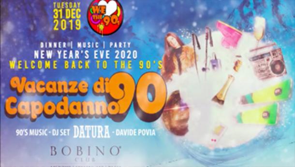 Capodanno 2020 @ Bobino Club Milano