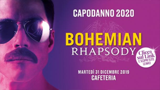 Capodanno 2020 @ Cafeteria di Treviolo