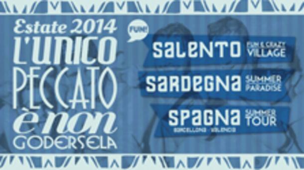Fun Estate 2014: Sardegna, Salento, Corfù e Spagna!