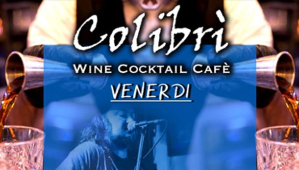 Venerdì Serata Live Acoustic al Colibrì