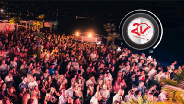 20° Party di compleanno di Radio VivaFM @ Cocobeach