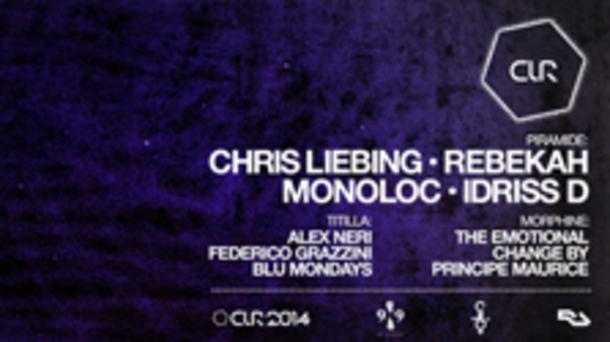 CLR Night @ discoteca Cocoricò