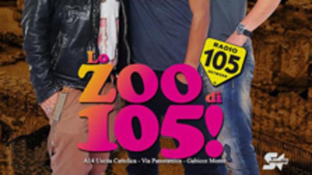 Lo Zoo di 105 alla discoteca Baia Imperiale