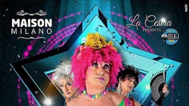 Giovedì @ discoteca Maison
