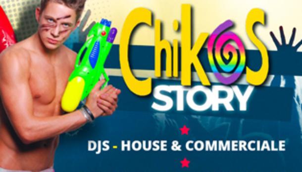 Alla discoteca Chikos