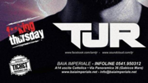 TJR @ discoteca Baia Imperiale
