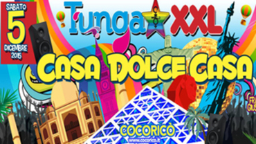 Tunga XXL @ discoteca Cocoricò