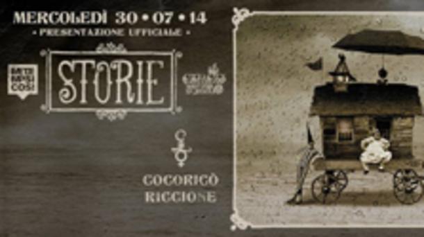 """Metempsicosi e Circonero presentano """"Storie"""" @ discoteca Cocoricò"""