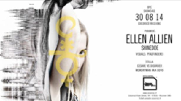 Ellen Allien @ discoteca Cocoricò
