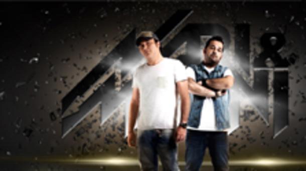 DJ's Nari & Milani @ discoteca Baia Imperiale