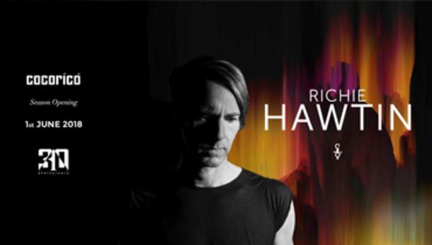 Richie Hawtin @ discoteca Cocoricò
