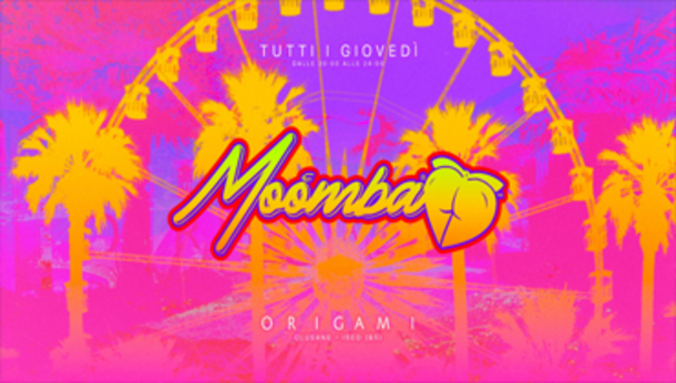 Moomba @ Origami Live, lago d'Iseo!