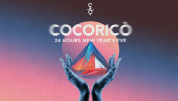 Capodanno 2019 @ discoteca Cocoricò
