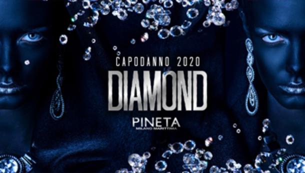 Capodanno 2020 alla discoteca Pineta di Milano Marittima