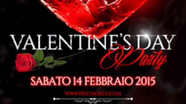 San Valentino @ discoteca Pineta By Visionnaire