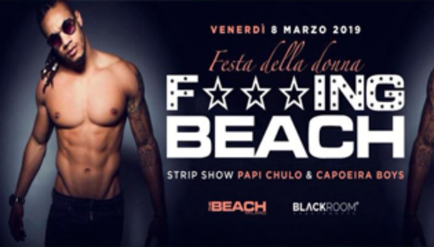 Festa della donna 2019 @ The Beach