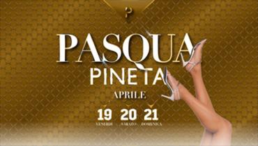 Pasqua 2019 alla discoteca Pineta by Visionnaire