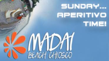Aperitivo Time della domenica @ Madai Chiosco Beach