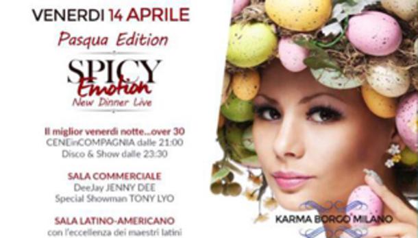 Pasqua 2017 @ Karma Milano
