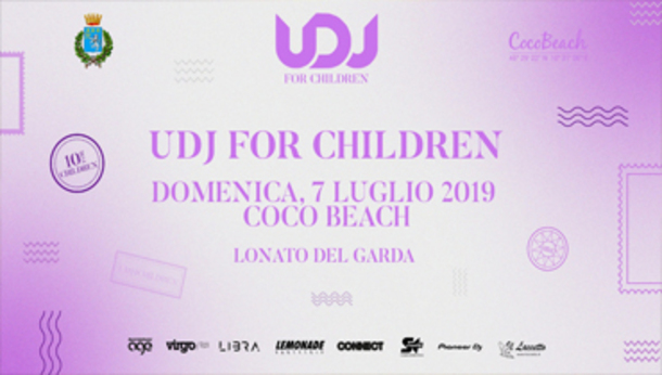 United DJ's For Children 2019 @ Cocobeach